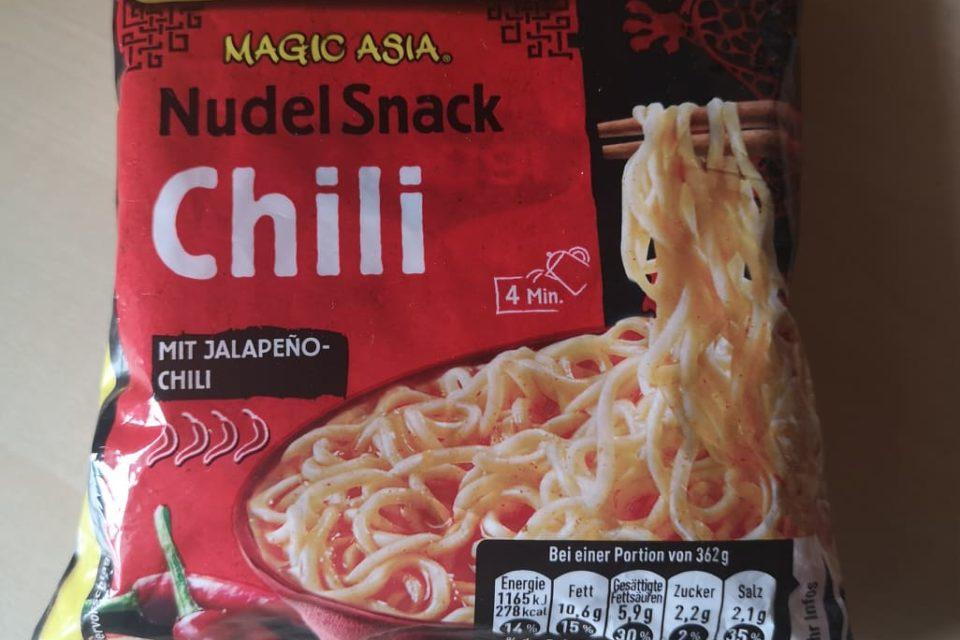 """#1809: Maggi Magic Asia """"Nudel Snack Chili"""" (2020)"""
