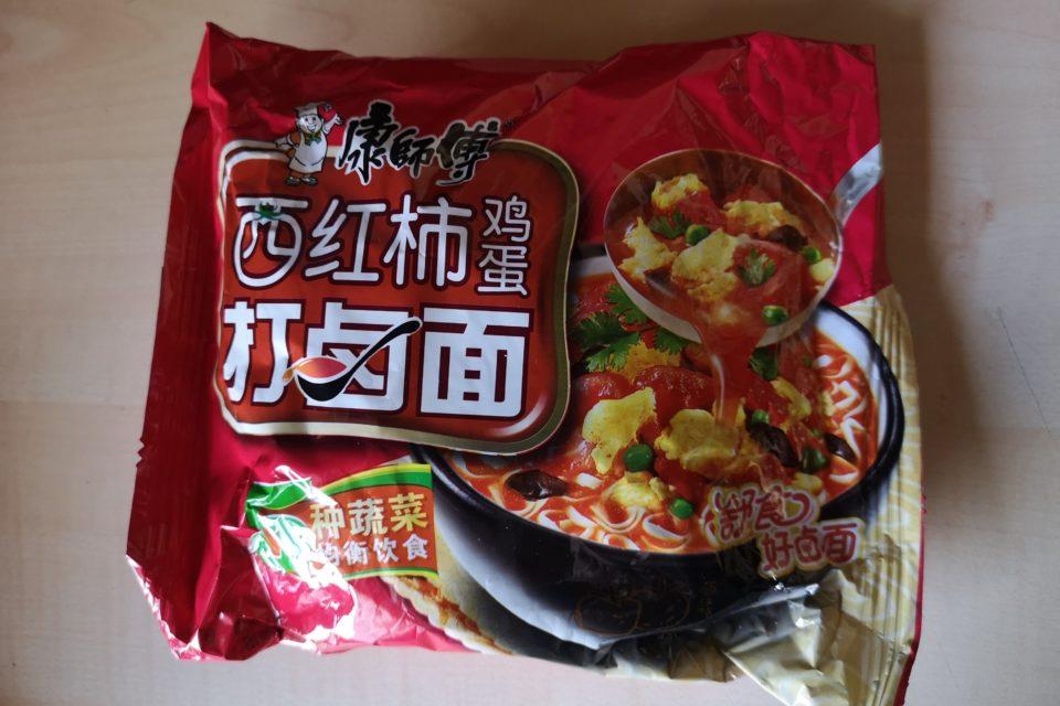 """#1822: Master Kong """"Marinated Tomato Noodle"""""""