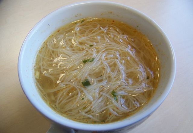 #023: Mama Clear Soup Oriental Style