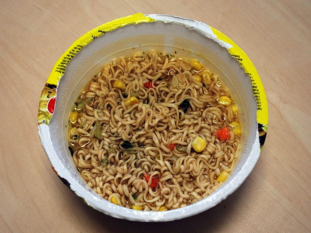 "#017: Mama Instant Bowl Noodle ""Chicken Flavour"""