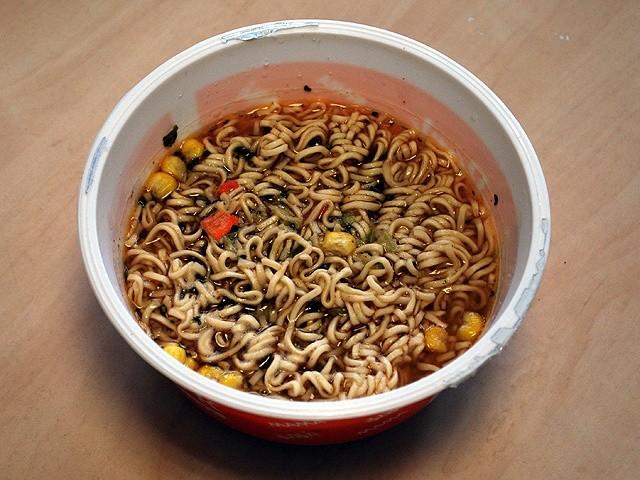 """#005: Mama Instant Bowl Noodle """"Pork Flavour"""""""