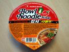 #002: Nongshim Bowl Noodle Soup Kimchi Flavour