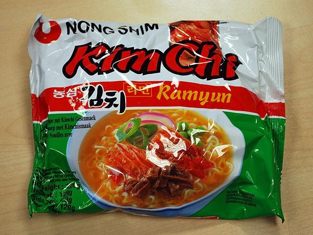 #009: Nongshim KimChi Ramyun
