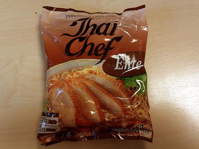 """#034: Thai Chef """"Ente"""""""
