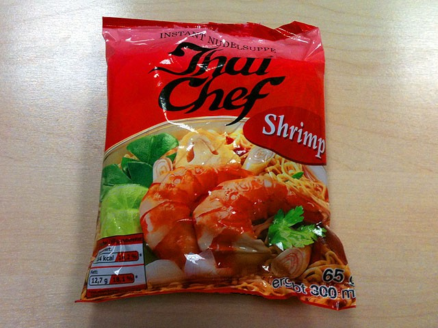 "#038: Thai Chef ""Shrimp"""