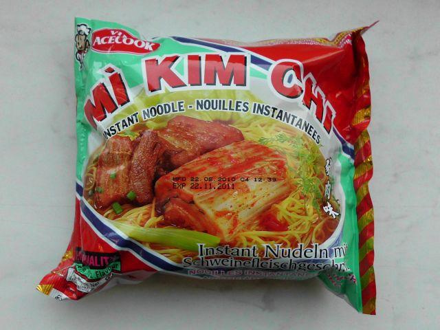 """#027: Vina Acecook """"Mi Kim Chi / Pork Flavor"""""""