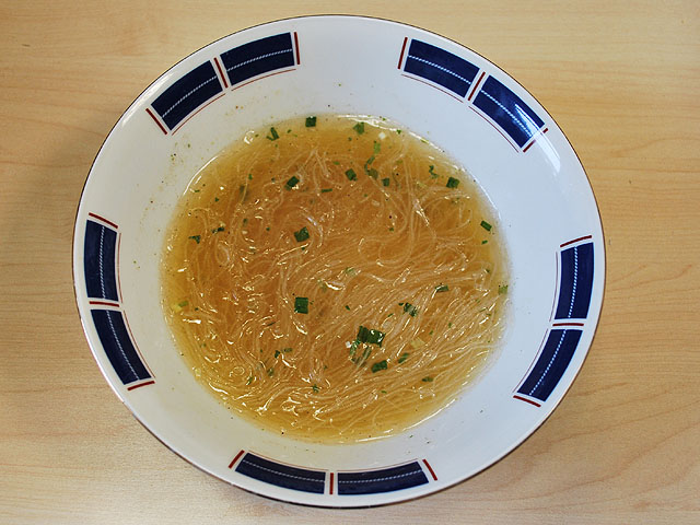 """#051: Mama Instant """"Bean Thread"""" Clear Soup"""