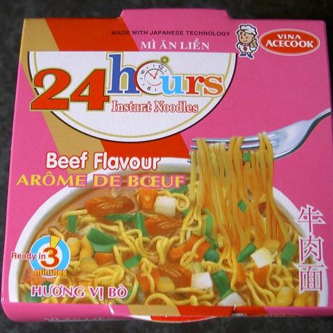 #085: Vina Acecook: 24 Hours Beef Flavour