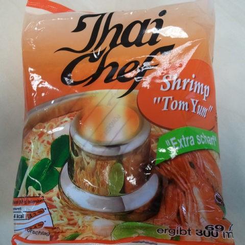 """#091: Thai Chef Shrimp """"Tom Yum"""" """"Extra scharf"""""""