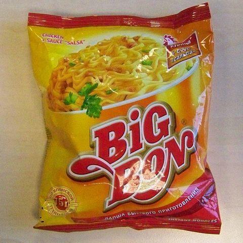 """#104: Big Bon Chicken + Sauce """"Salsa"""""""