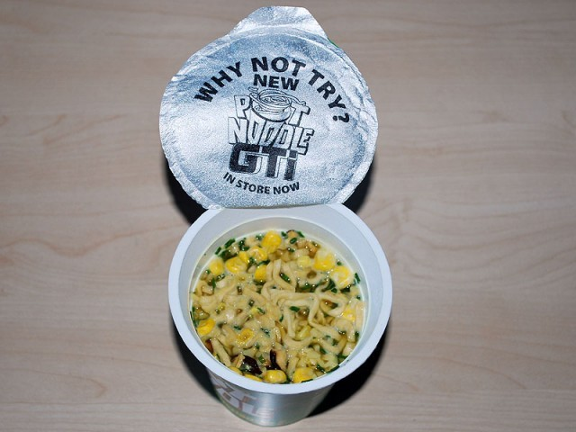 #102: Unilever - Pot Noodle Chicken & Mushroom