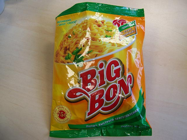"#107: Big Bon ""Mushrooms + Cheese"""