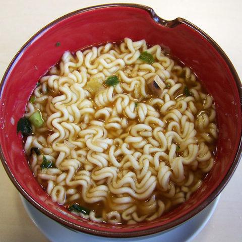 #130: Ottogi Jin Ramen (Mild)