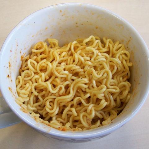 "#137: Indomie ""Spicy Tomato Flavour"" Instant Noodles"