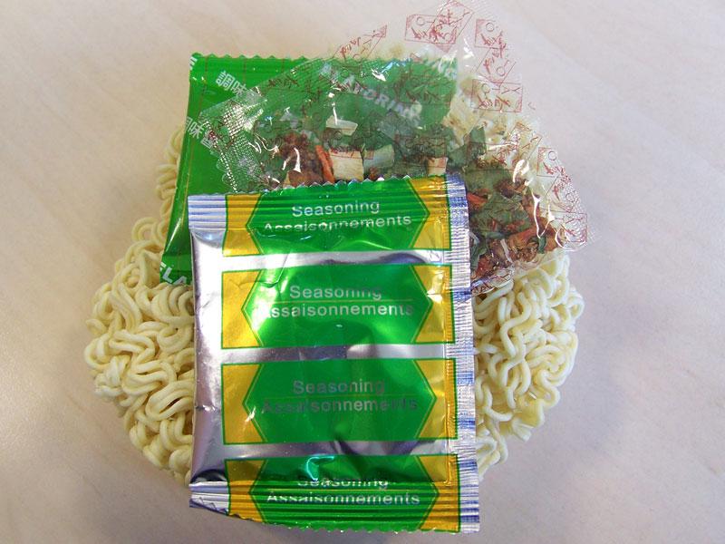 """#147: Yato Instant Noodles """"Kimchi Flavour"""""""