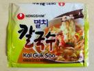 "#151: Nongshim ""Kal Guk Soo"" Korean Style Noodle Soup"