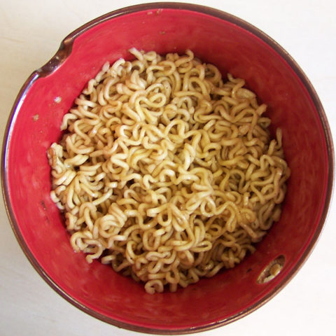 "#155: Indomie ""Mi Goreng Rasa Dagin Sapi"" Jumbo Fried Noodles"