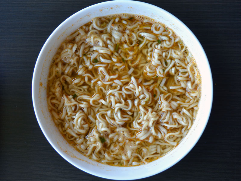 """#162: Mama """"Tom Saab"""" Hot & Spicy Flavour"""