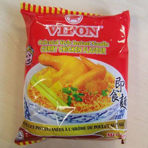 "#165: Vifon ""Mì Cà-Ri"" Curry Chicken Flavour"