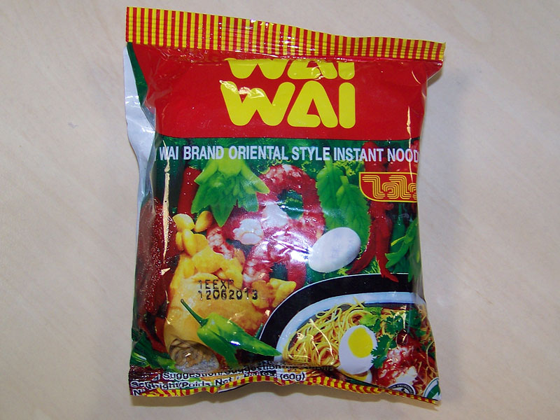 "#173: Wai Wai ""Oriental Style"" Instant Noodles (Update 2021)"