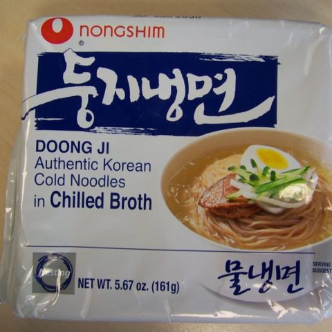 "#175: Nongshim ""Doong Ji in Chilled Broth"""