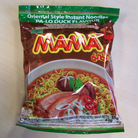 """#178: Mama """"Pa-Lo Duck Flavour"""" Oriental Style"""