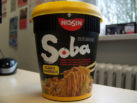 "#183: Nissin ""Soba Classic"" Instant Noodles"