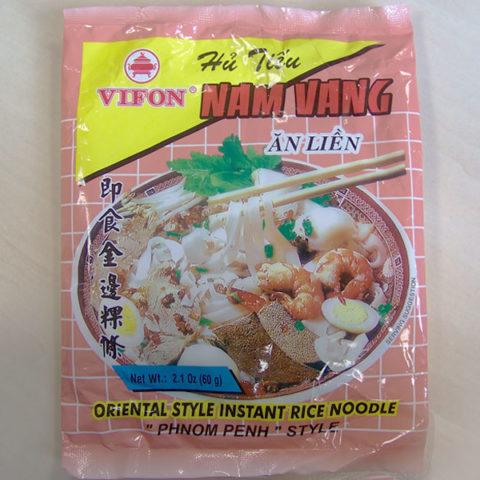 "#177: Vifon ""Hủ Tiếu Ăn Liền"" Rice Noodles"