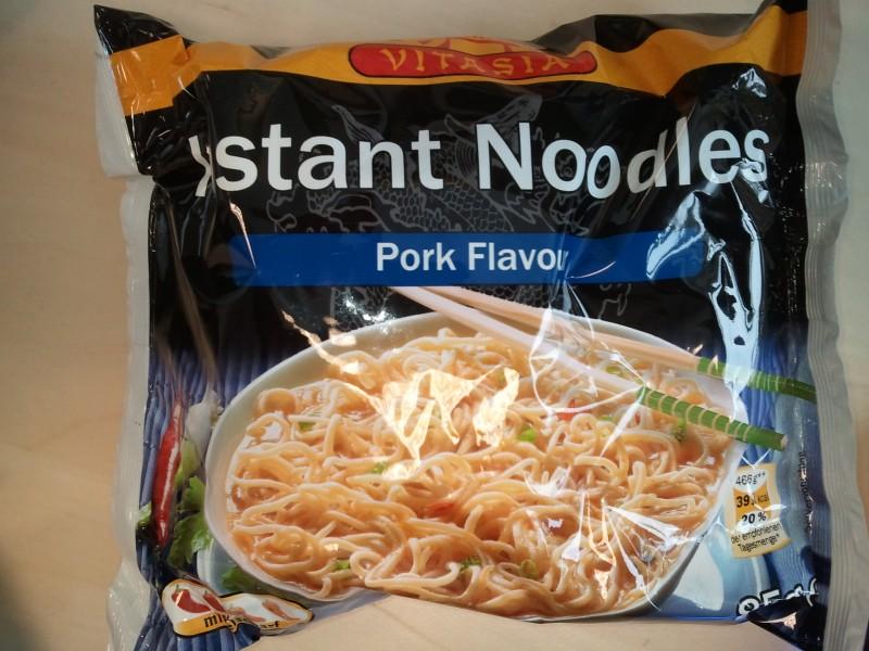 #179: Vitasia Instant Noodles Pork Flavor