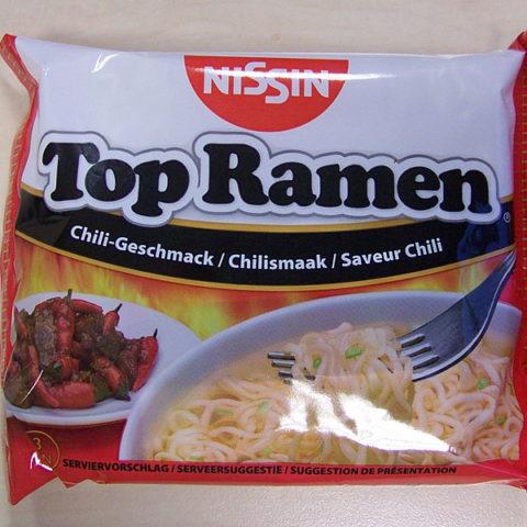 "#174: Nissin Top Ramen ""Chili-Geschmack"""
