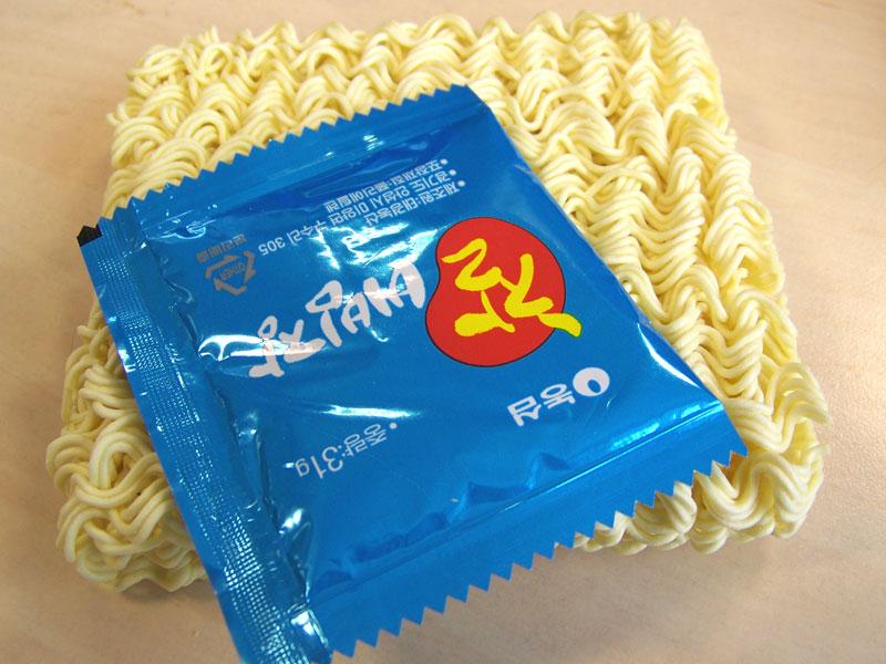 "#181: Nongshim ""Chal BiBim Myun"" Noodles"
