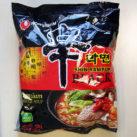 "#186: Nongshim ""Shin Ramyun Black"" Premium Noodle Soup"