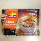 #188: Lucky Me! Lomi Instant Noodles (Artificial Seafood Flavour)