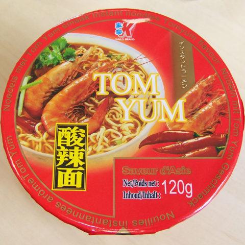 "#191:  Kailo Brand ""Tom Yum Flavour"" Instant Noodles"