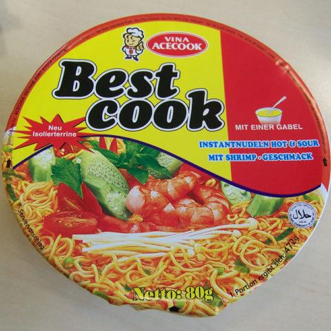 "#190: Vina Acecook ""Best Cook Shrimp Hot & Sour"""