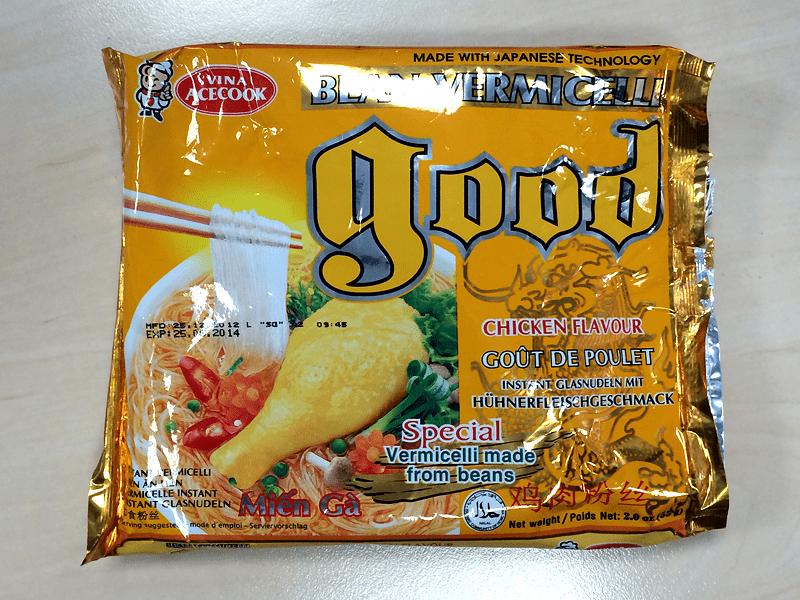 "#213: Vina Acecook ""Good Bean Chicken Flavour"" (Update 2021)"