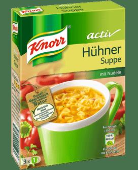 Knorr Tassensuppe