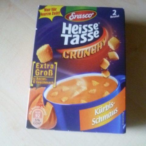 """#243: Erasco """"Heisse Tasse"""" Crunchy Kürbis-Schmaus"""