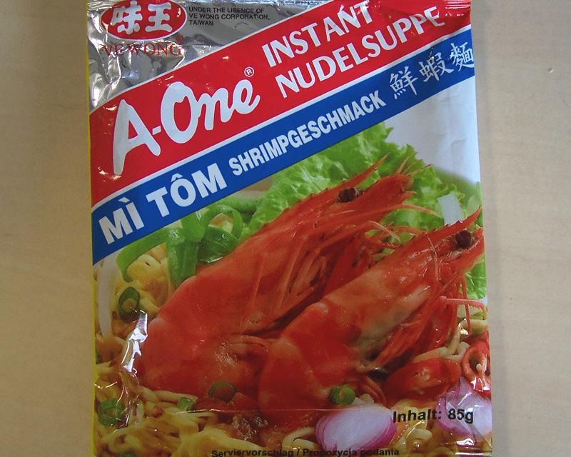 "#215: A-One ""Mì Tôm"" (Shrimpgeschmack)"