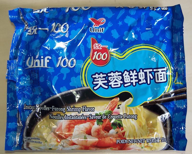 """#216: Unif 100 """"Furong Shrimp Flavor"""""""