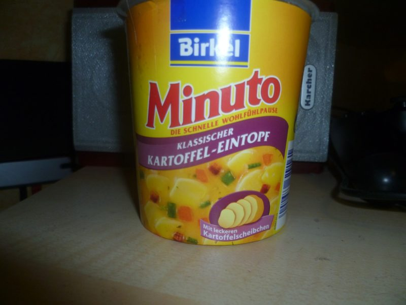 """#252: Birkel Minuto """"Klassischer Kartoffel-Eintopf"""""""