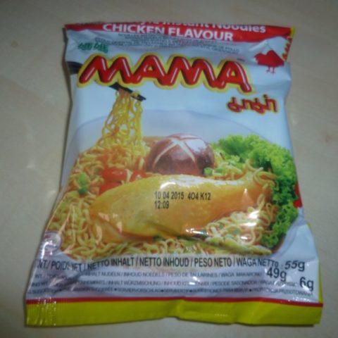 """#253: Mama """"Oriental Style Chicken Flavour"""""""