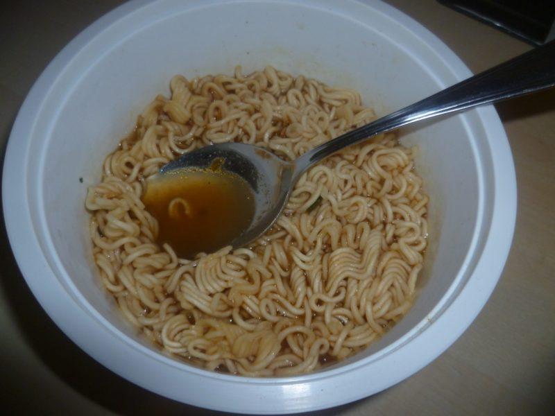 "#255: Maggi Magic Asia ""Nudel Snack Geschmack Ente"""
