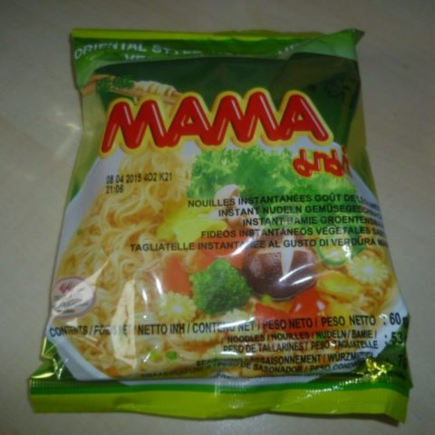 "#257: Mama Oriental Style ""Vegetable Flavour"""