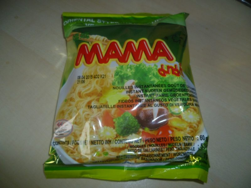 "#257: Mama Oriental Style ""Vegetable Flavour""  (Update 2021)"