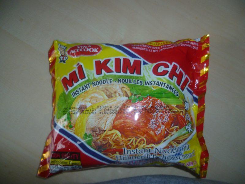 """#260: Vina Acecook """"Mi Kim Chi"""" mit Hühnergeschmack"""