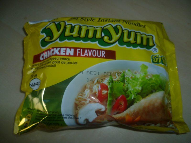 #261: YumYum Oriental Style Chicken Flavour