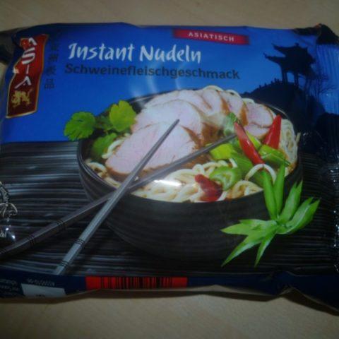 #262: Asia Instant Nudeln mit Schweinefleischgeschmack