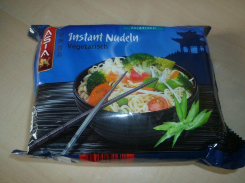 #269: Asia Instant Nudeln Vegetarisch