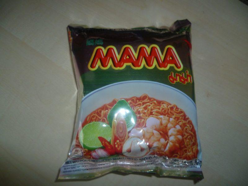 #272: Mama Oriental Style Shrimp Flavour (Tom Yum)